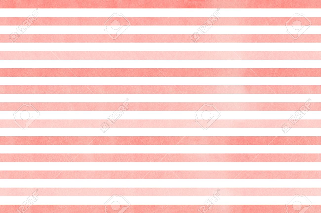watercolor light pink striped background pink gradient pattern