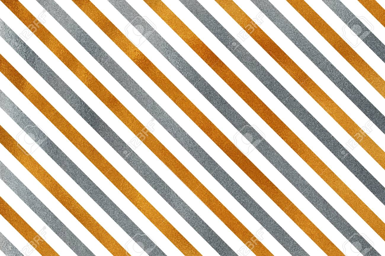 Golden And Silver Striped Background Abstract Pattern With Golden Stock Photo Picture And Royalty Free Image Image 73228983 Choose from 260+ striped background graphic resources and download in the form of png, eps, ai or psd. golden and silver striped background abstract pattern with golden