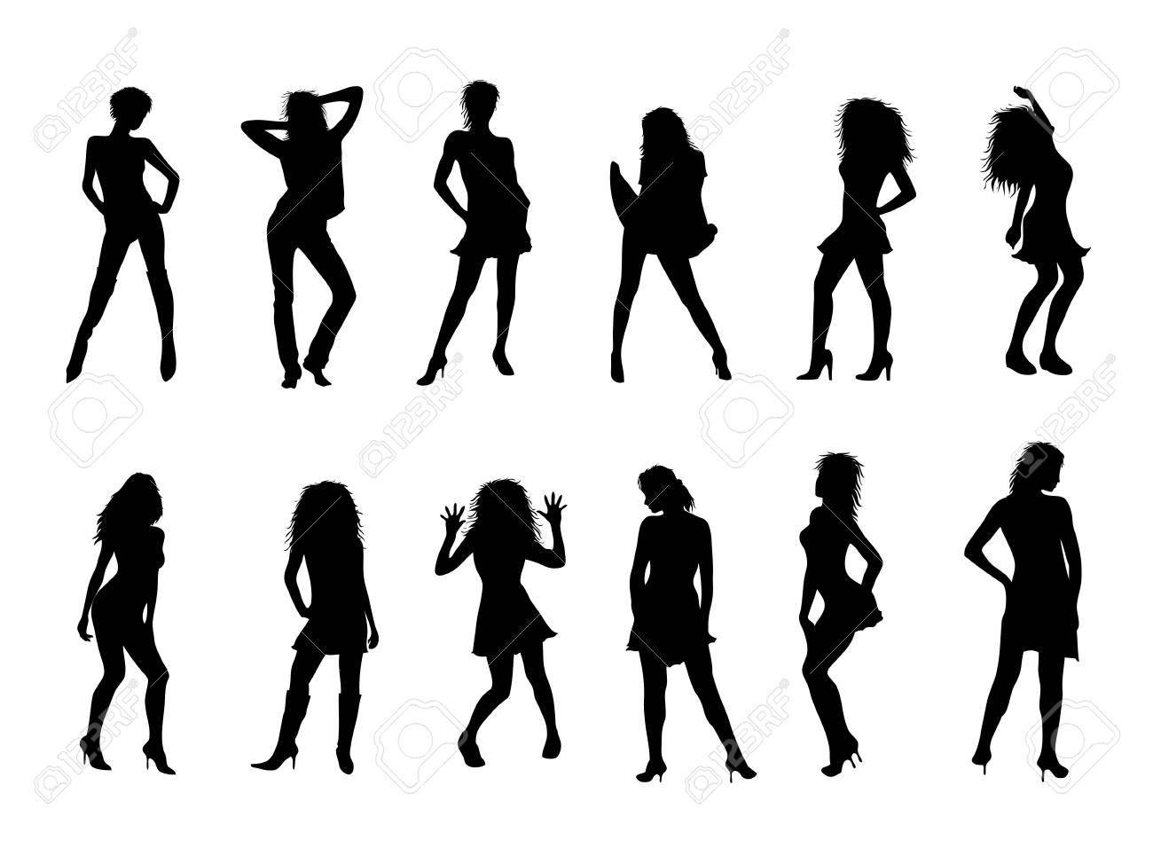 schwarz gruppe sexy