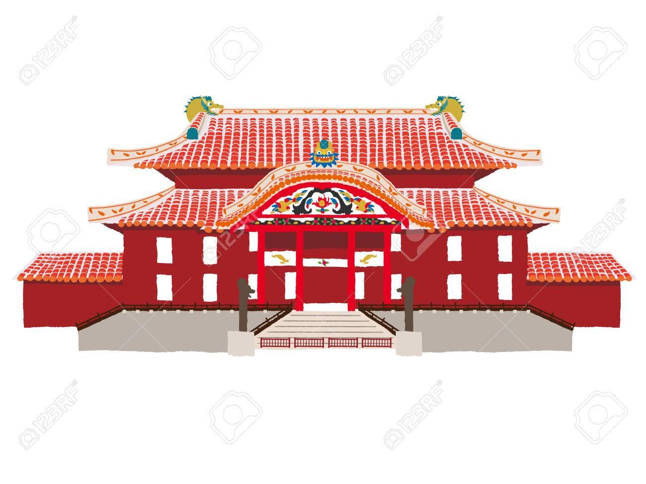 Shuri Castle in Okinawa - 63386397
