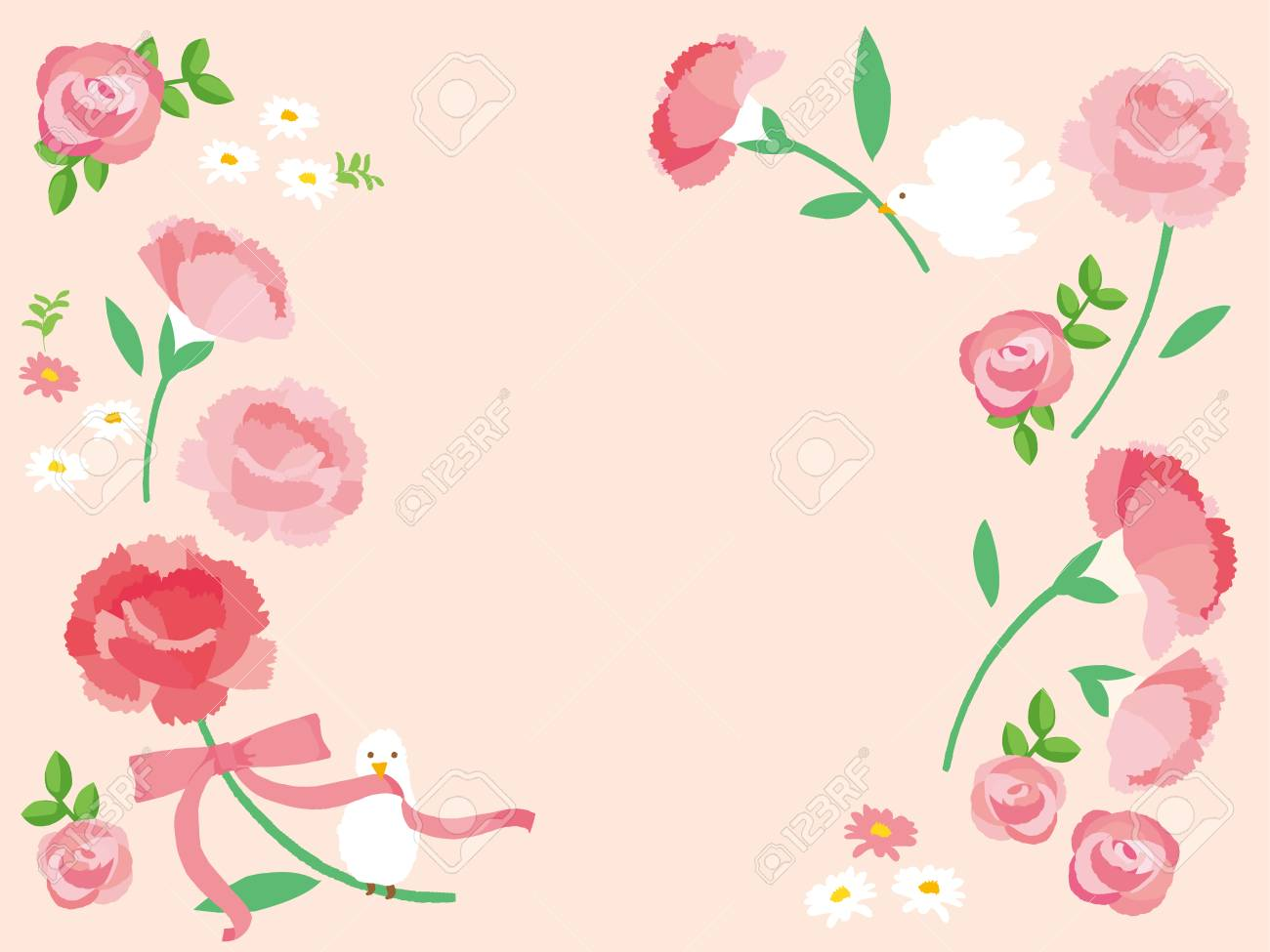 Mother's Day illustration - 102636111