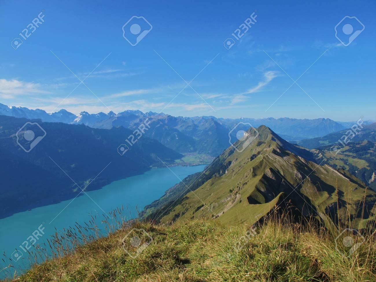 beautiful bernese oberland Stock Photo - 10618104