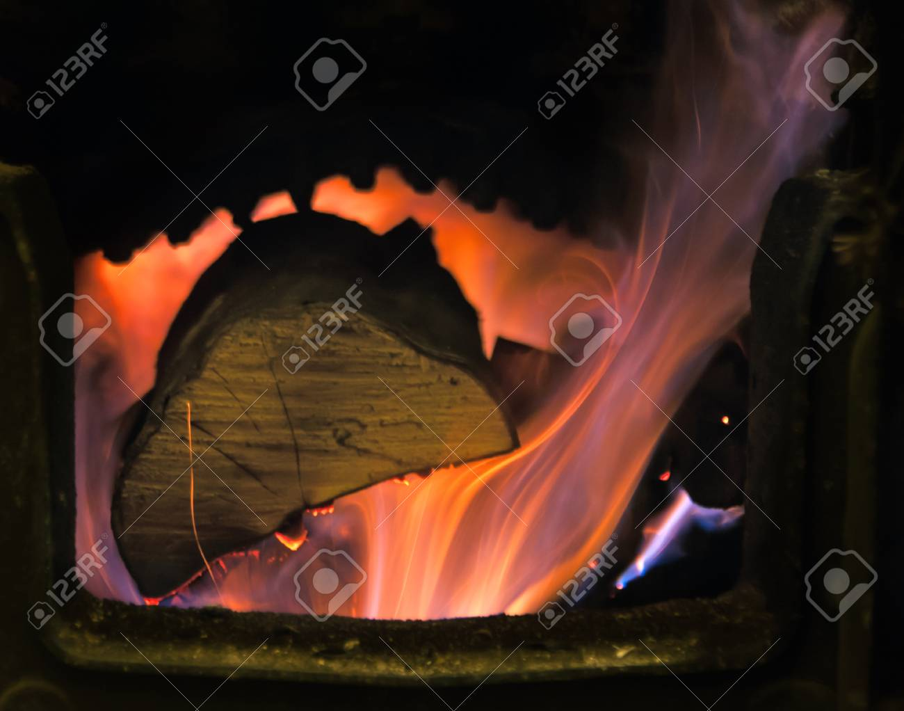 wood for solid fuel boilers - 53790855