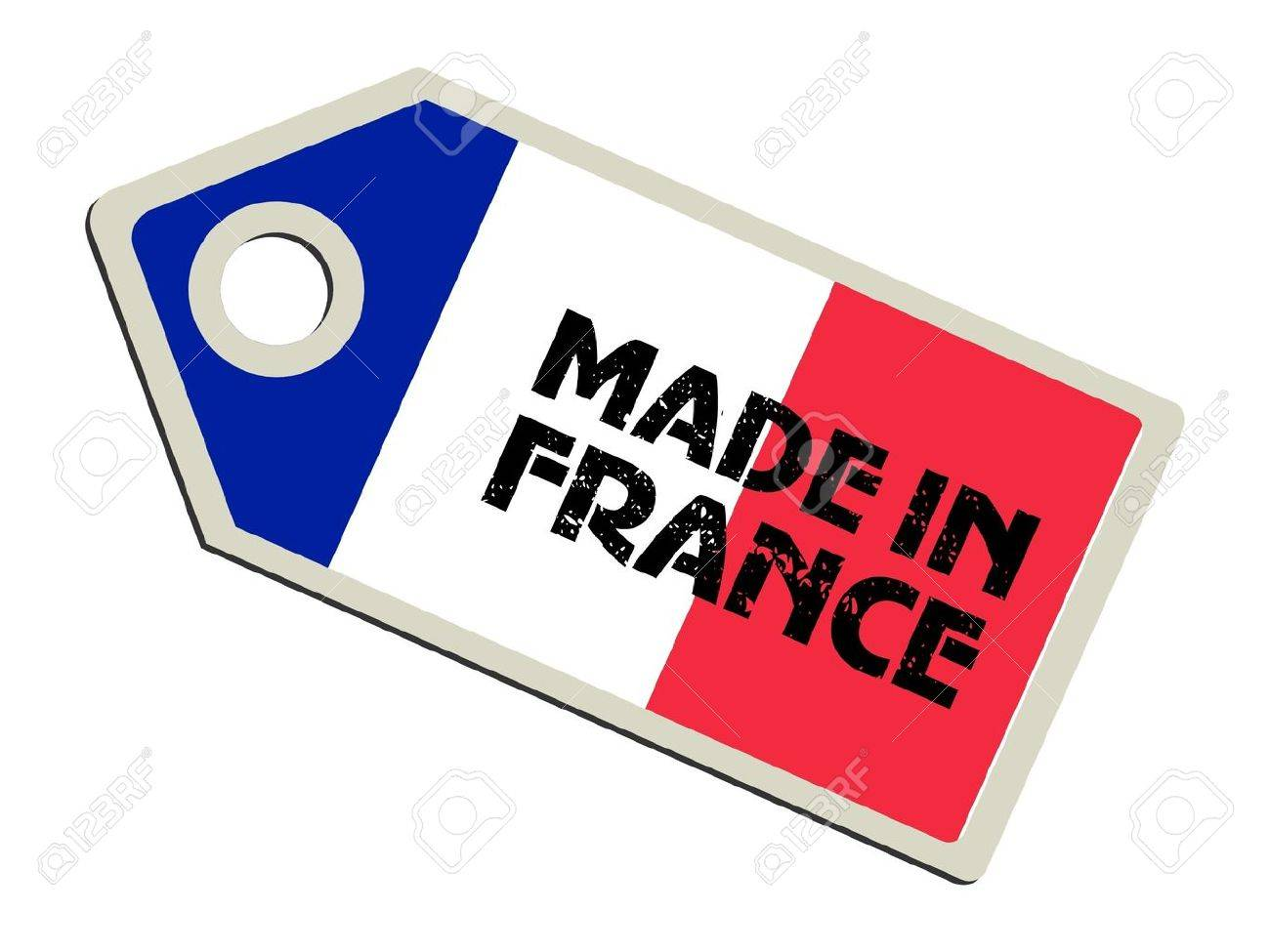 Made in France Stock Vector - 11899738