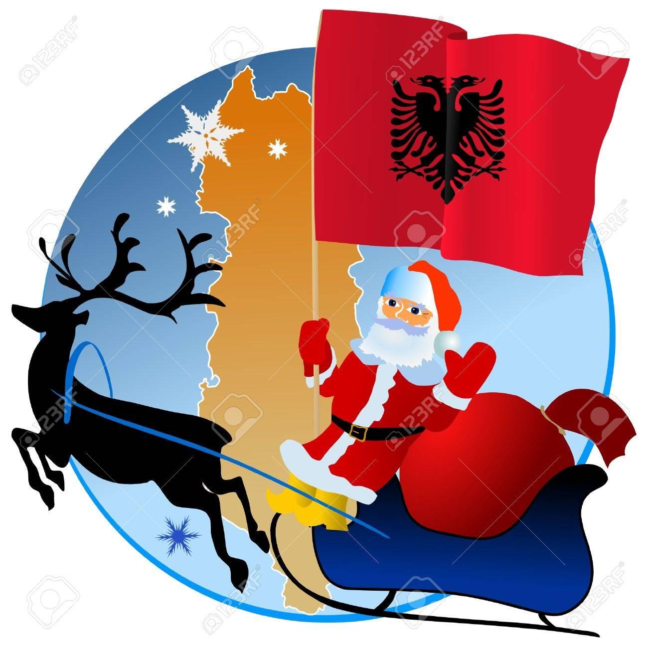 Frasi di buon natale in albanese
