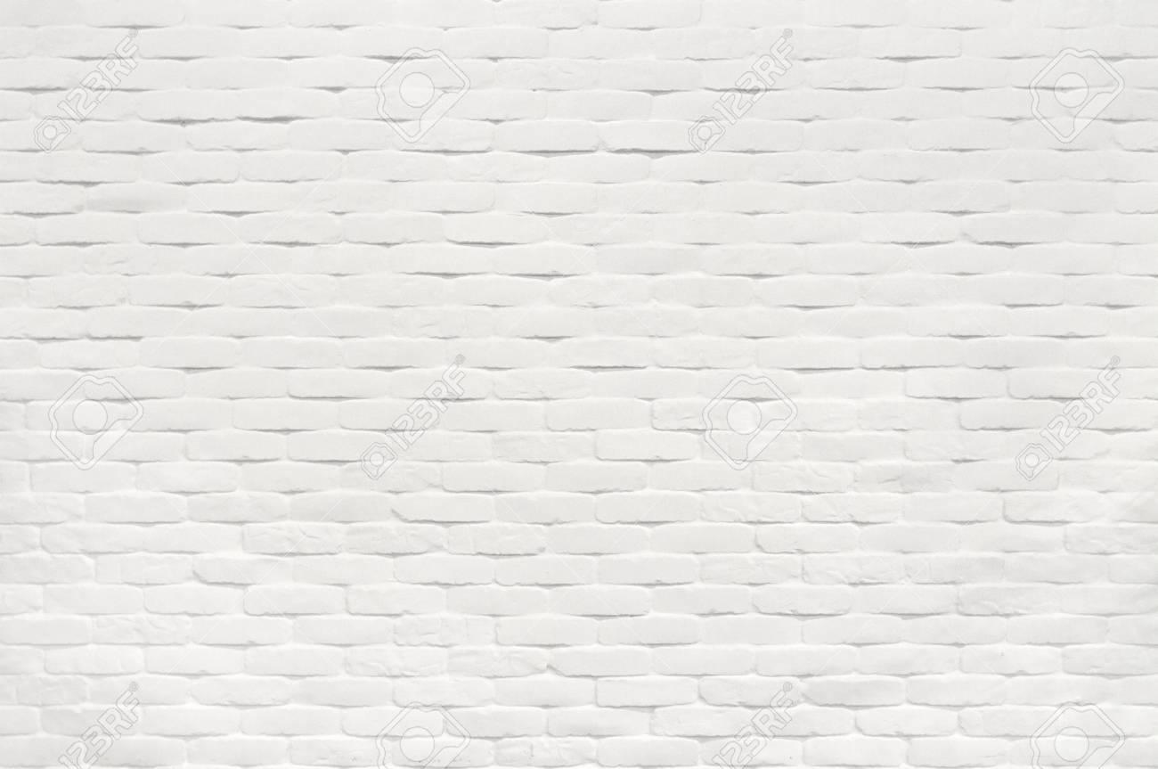 Brique Blanche paroi de mur en brique blanche texturée banque d'images et photos