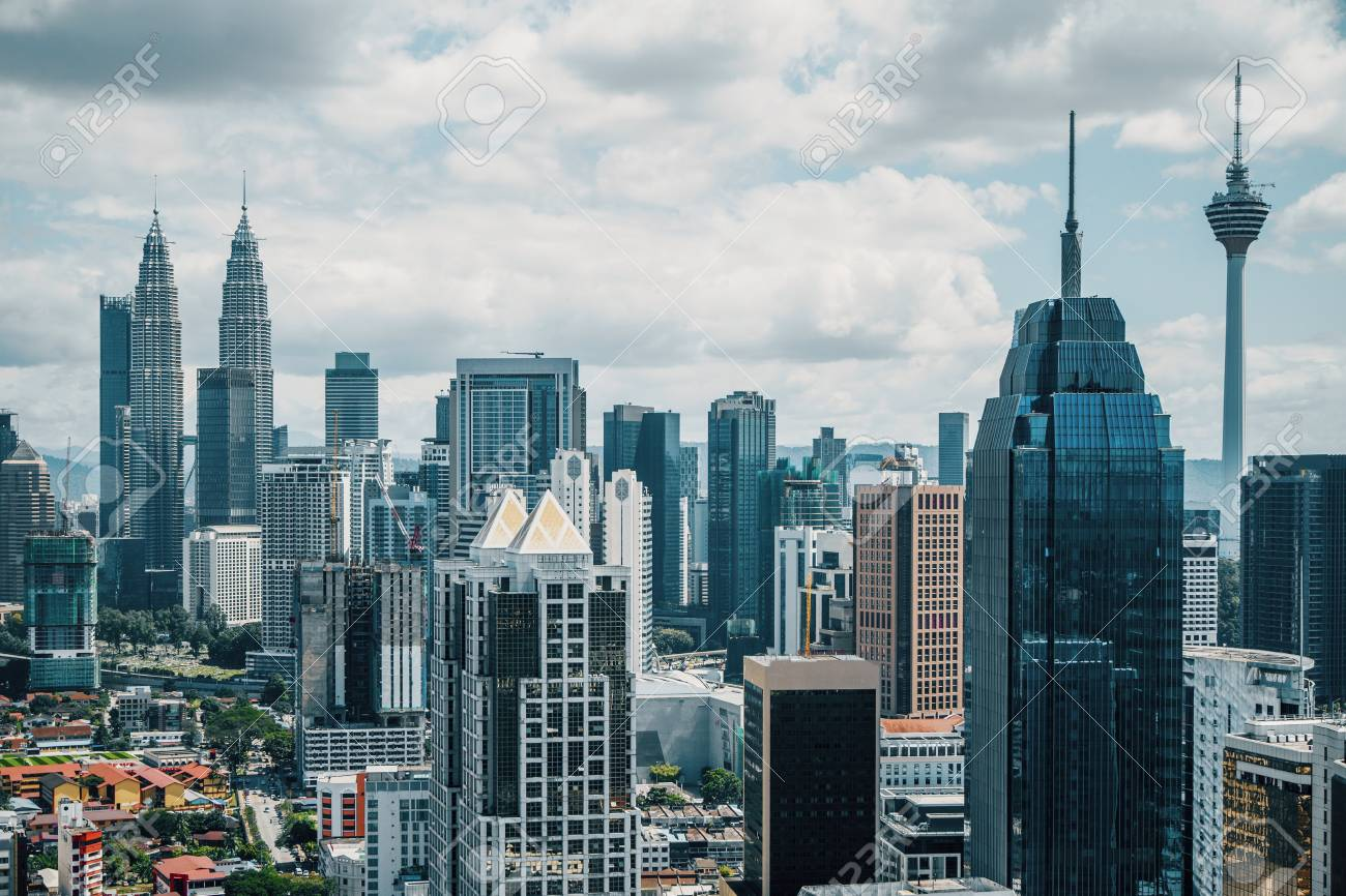 Creative Kuala Lumpur City Wallpaper Skyline Tourism And Downtown
