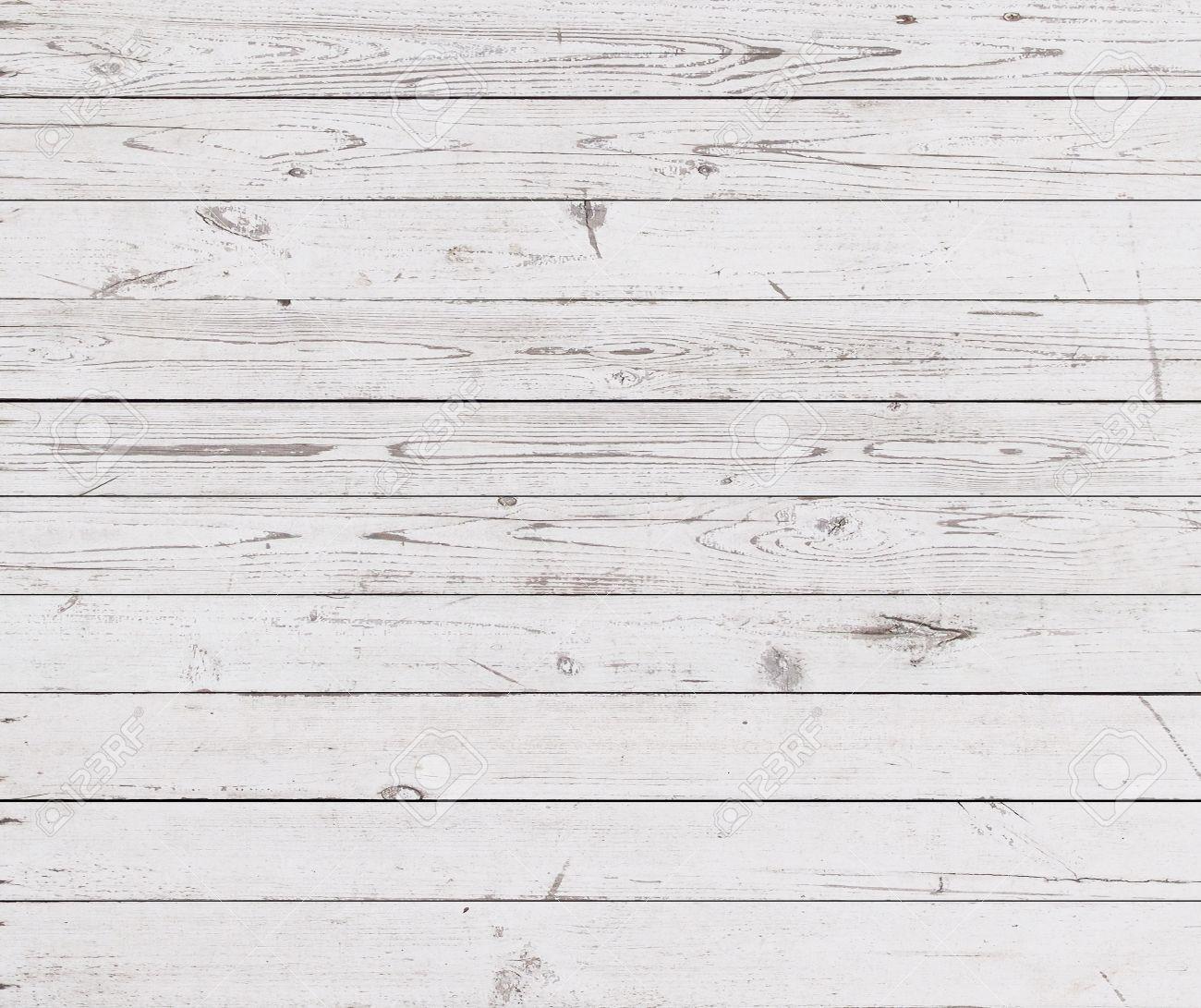 High Resolution White Wood