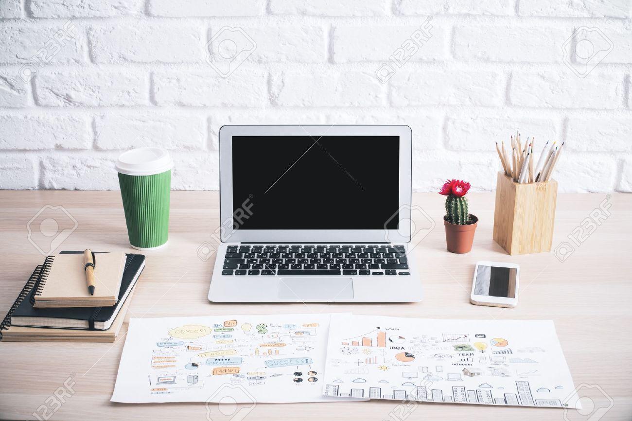Bureau pour ordinateur bureau en gros: circulaire bureau en gros