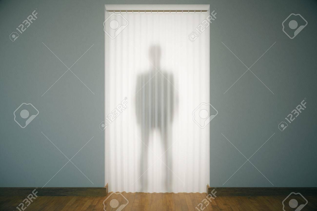 https://previews.123rf.com/images/peshkova/peshkova1610/peshkova161000662/64316160-standing-man-silhouette-behind-curtains-in-modern-unfurnished-interior-3d-rendering.jpg