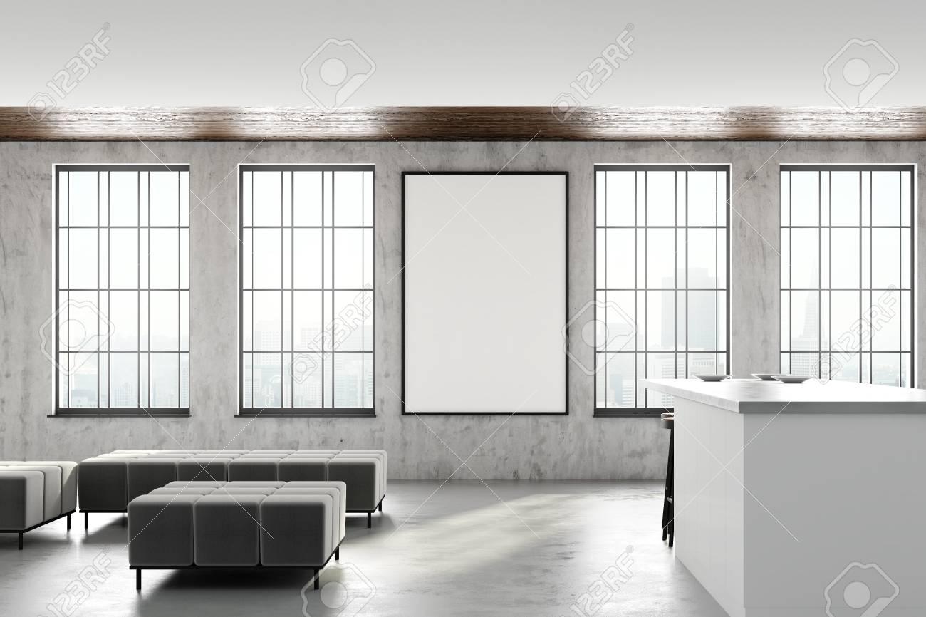 Decoration loft apartment new attractive modern interior design