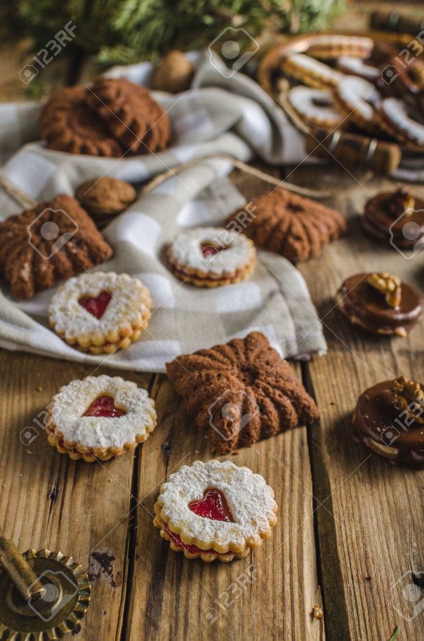 Czech Christmas Cookies Traditional And Delicious Candy