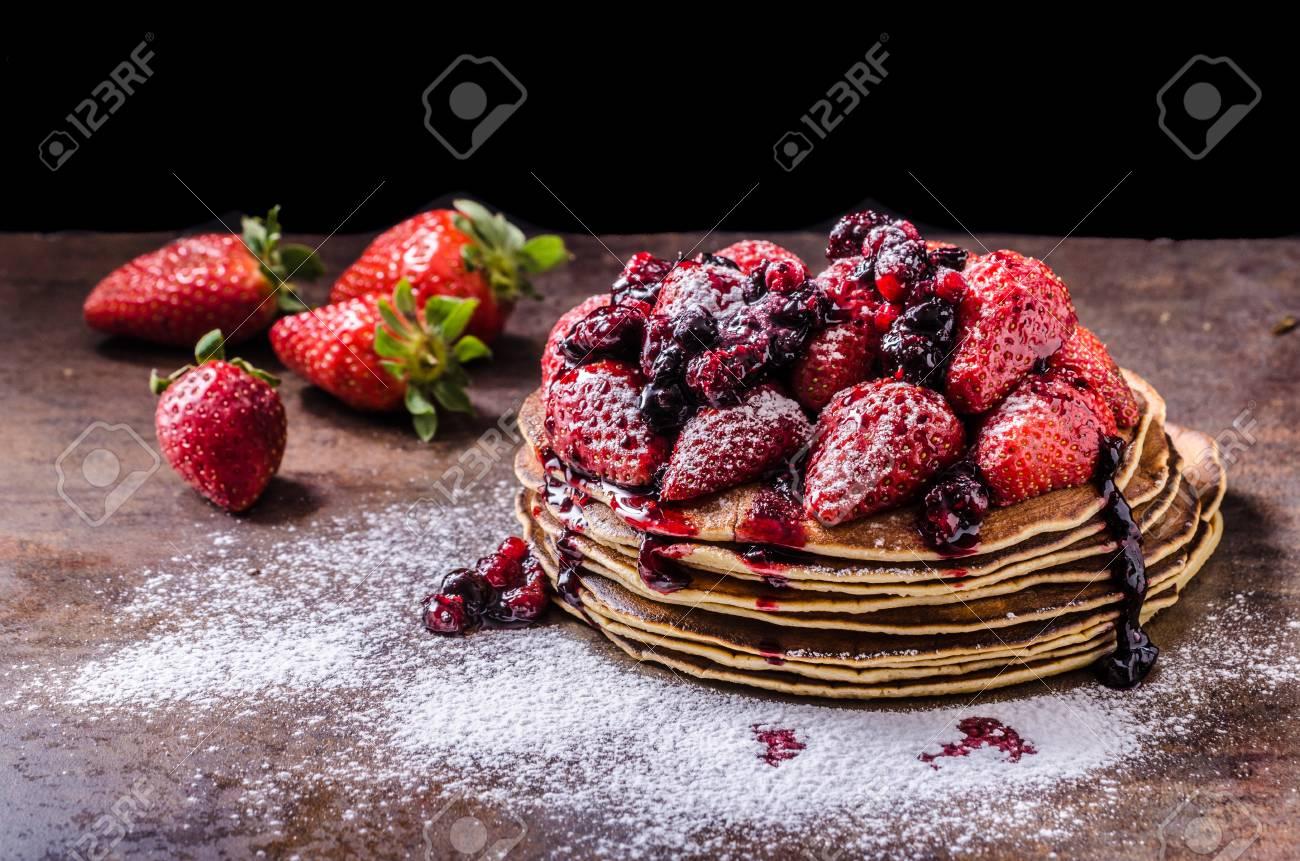 confiture de fraise sirop d'erable