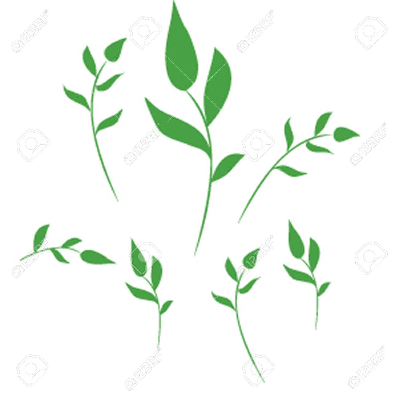 Please try to use the free vector file, Leaf file Stock Vector - 27552409