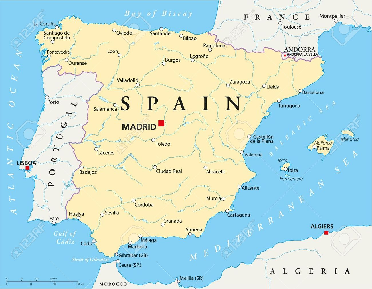 spain map images stock pictures royalty free spain map photos