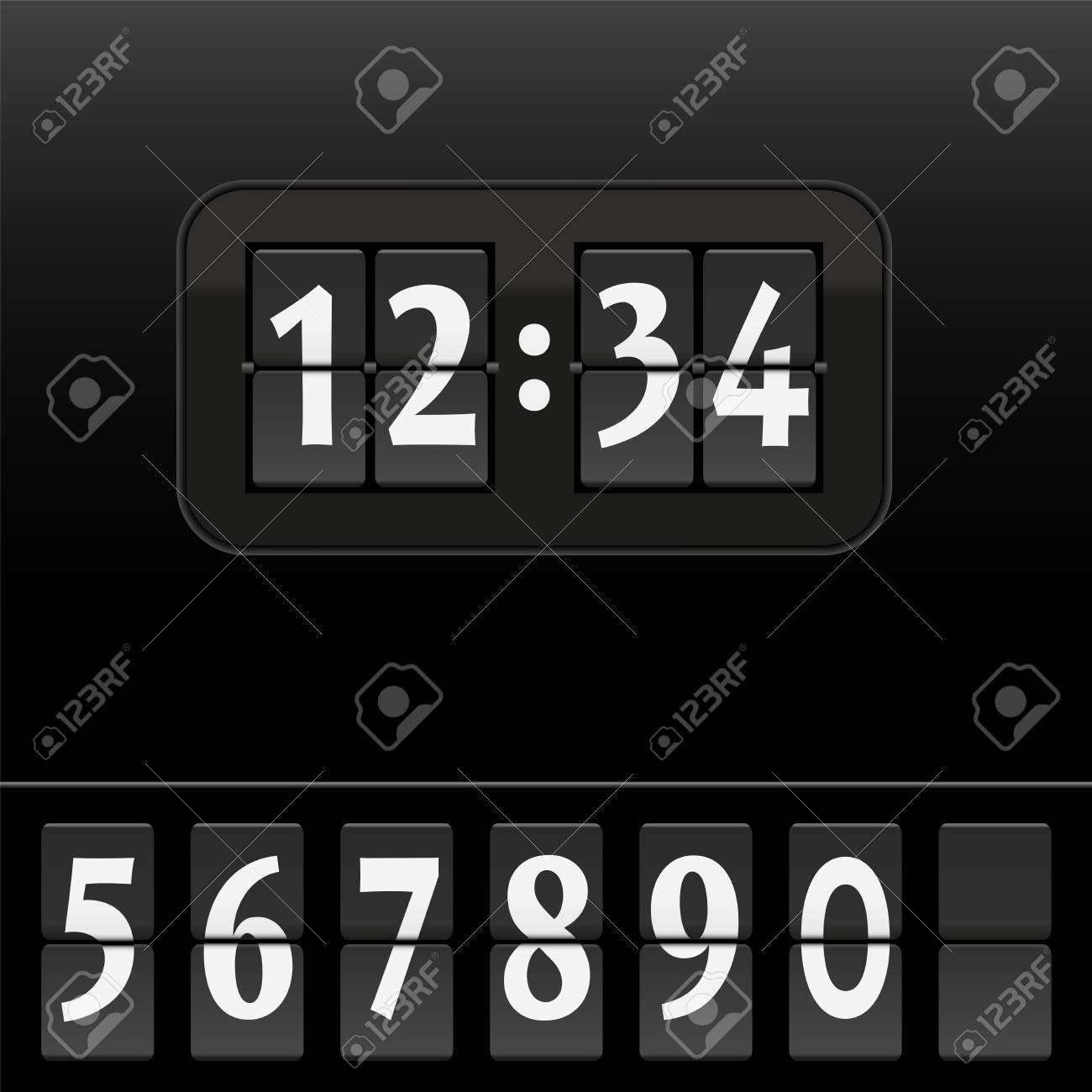 digital clockface - Isken kaptanband co