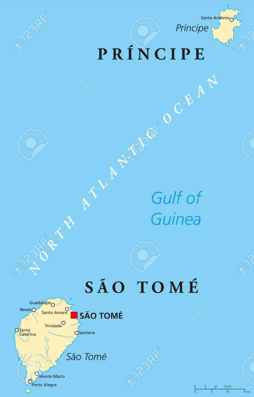 Sao Tome E Principe Map on seychelles map, saudi arabia map, comoros map, bangladesh map, central african republic map, new britain island map, lesotho map, united arab emirates map, tanzania map, trinidad & tobago map, honshu island map, principe island map, hong kong map, eritrea map, tokelau map, u.a.e. map, sri lanka map, tunisia map, niue map,