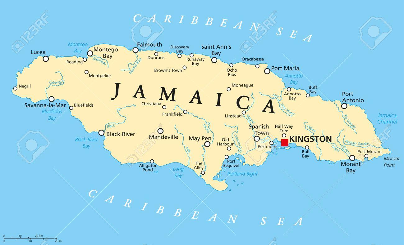 jamaique-capitale