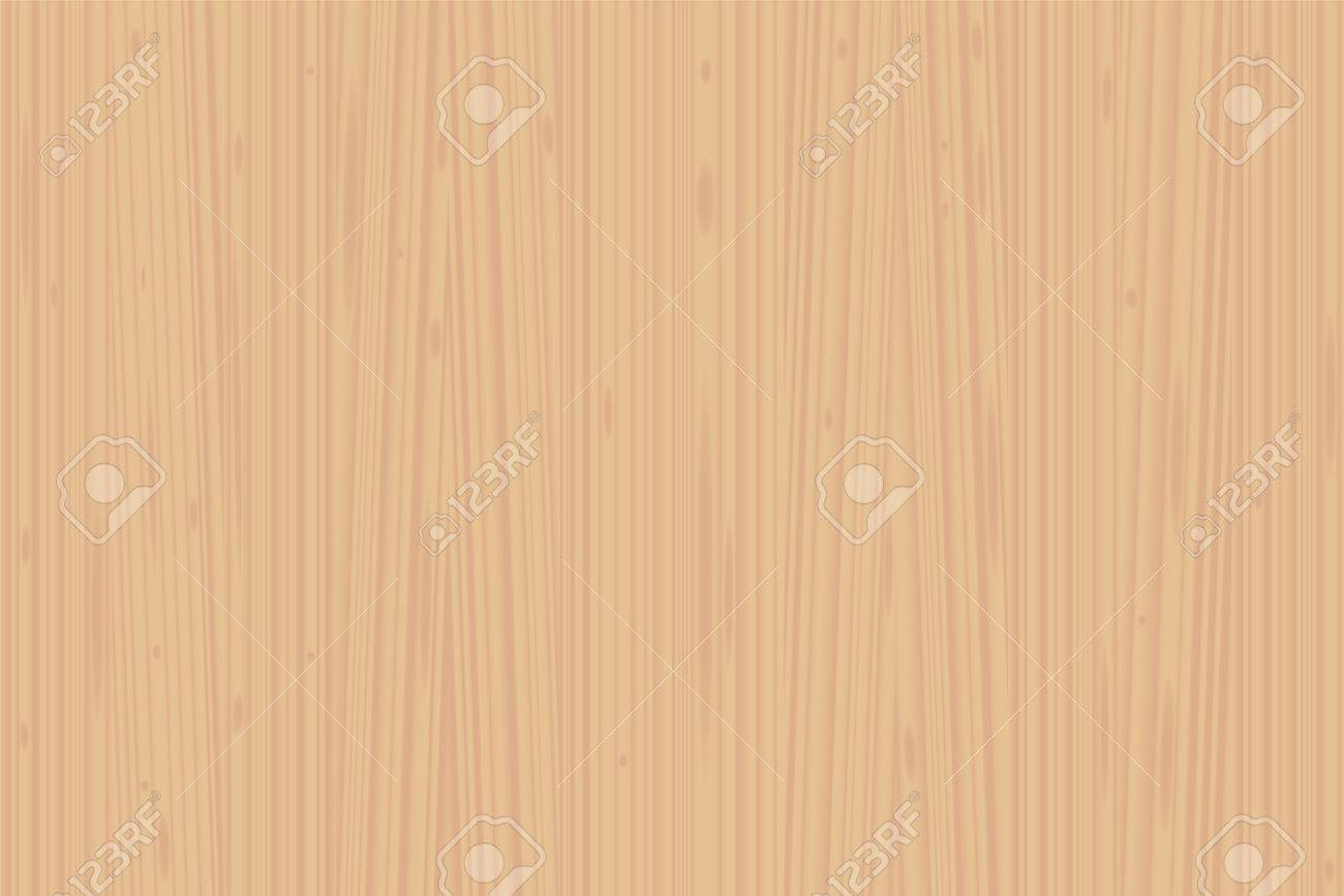Bright Wood Grain Texture Vector Background Illustration Royalty