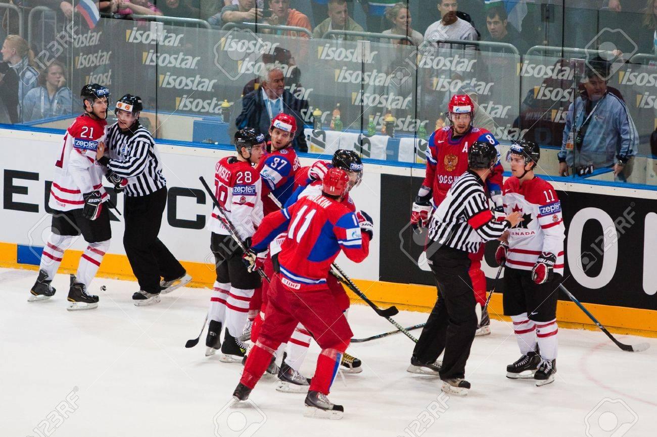 2010 Россия Канада