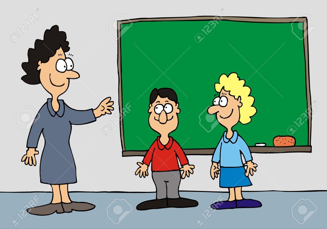 Учительница с мальчиками 18 фотография