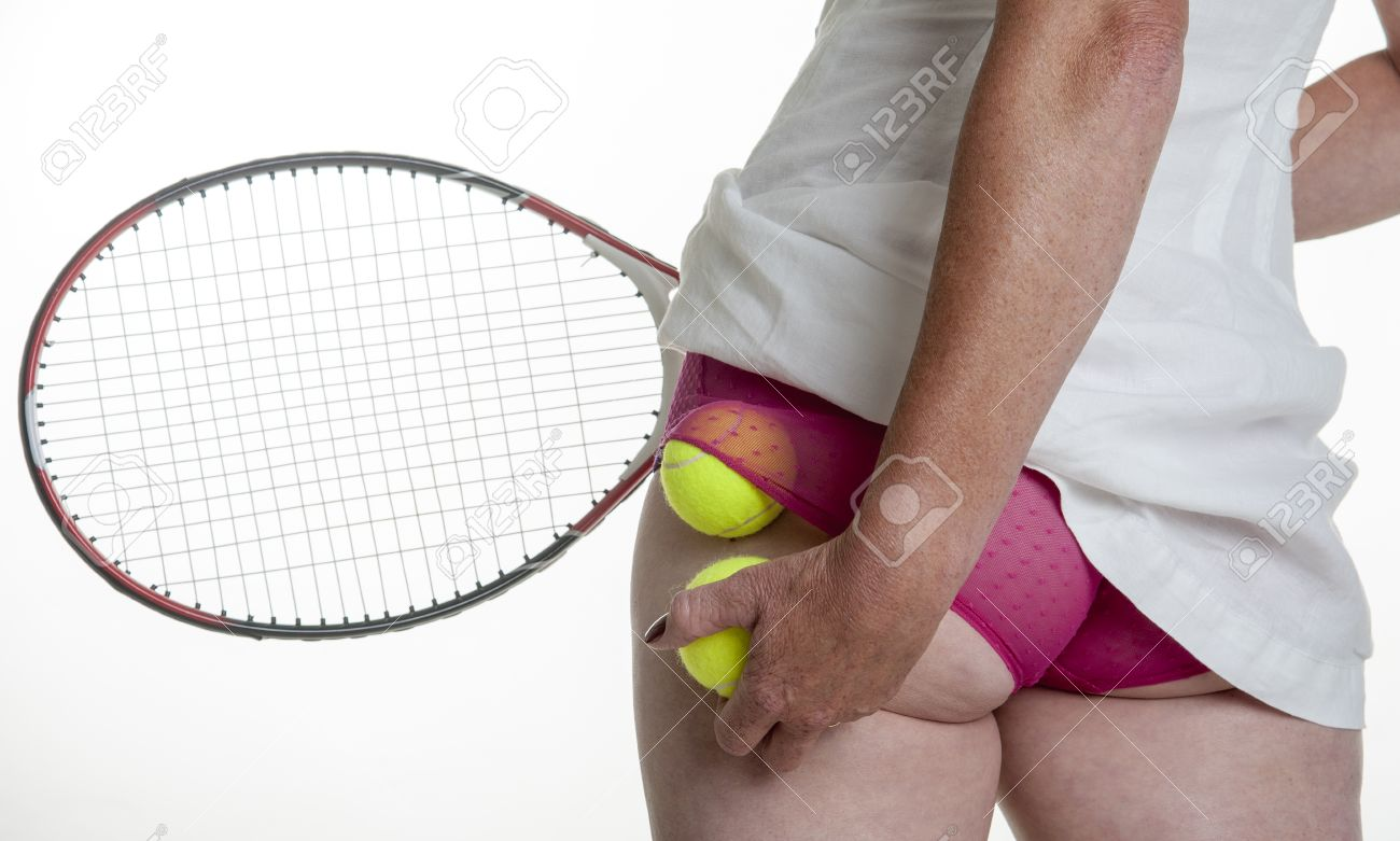 Female Tennis Players Knickers