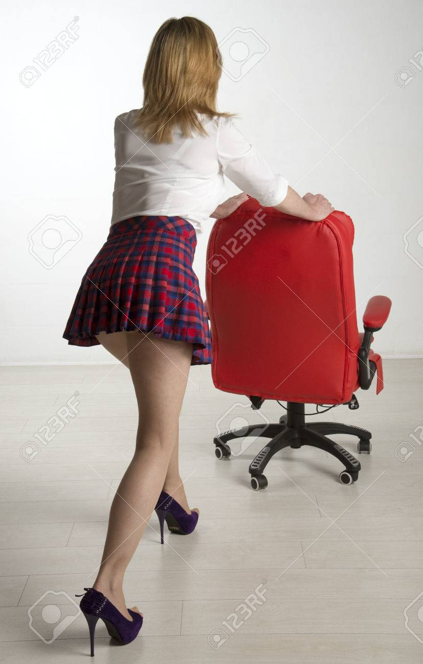 woman office furniture. woman moving office furniture stock photo 27357254 c
