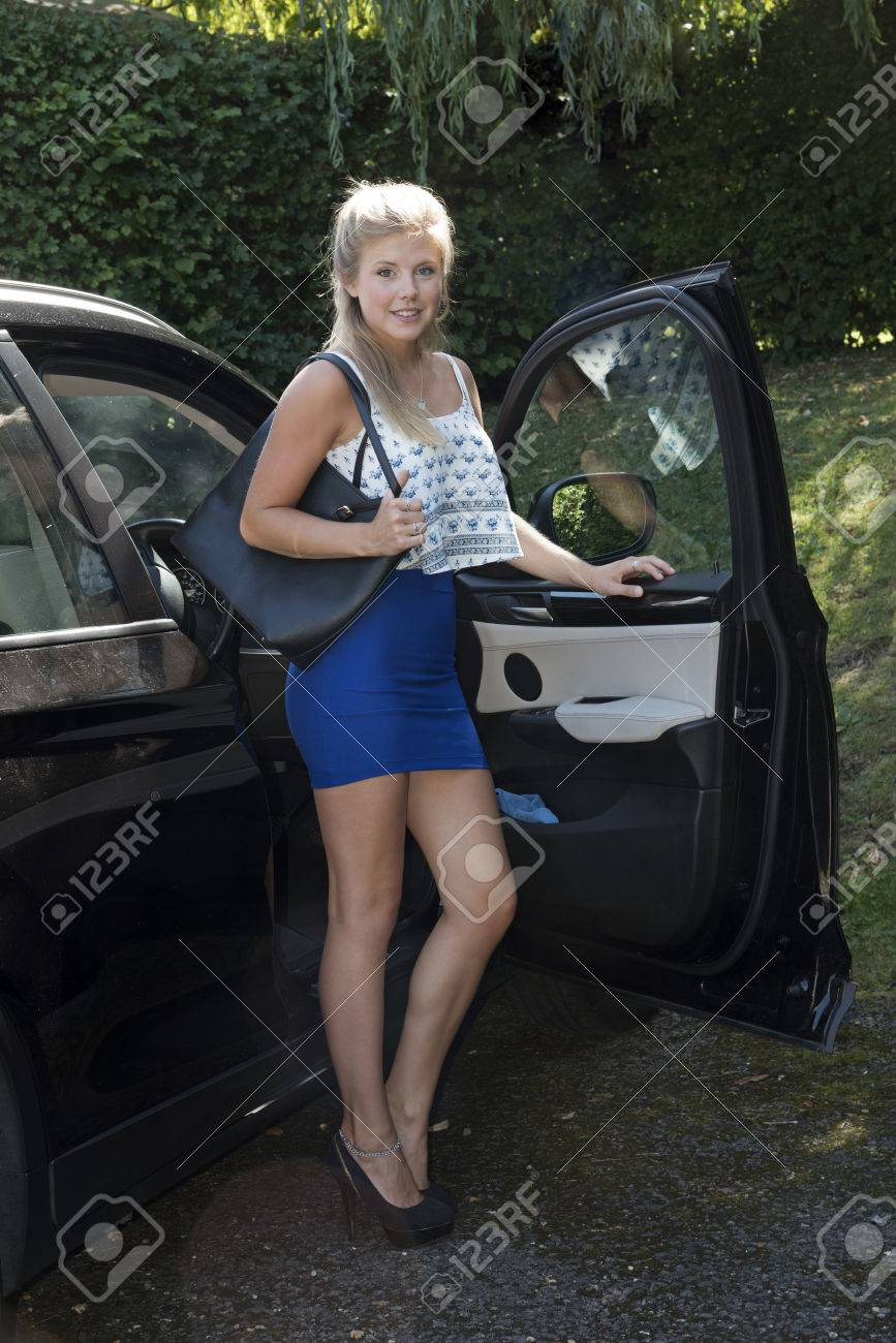 Short Dress Car Model