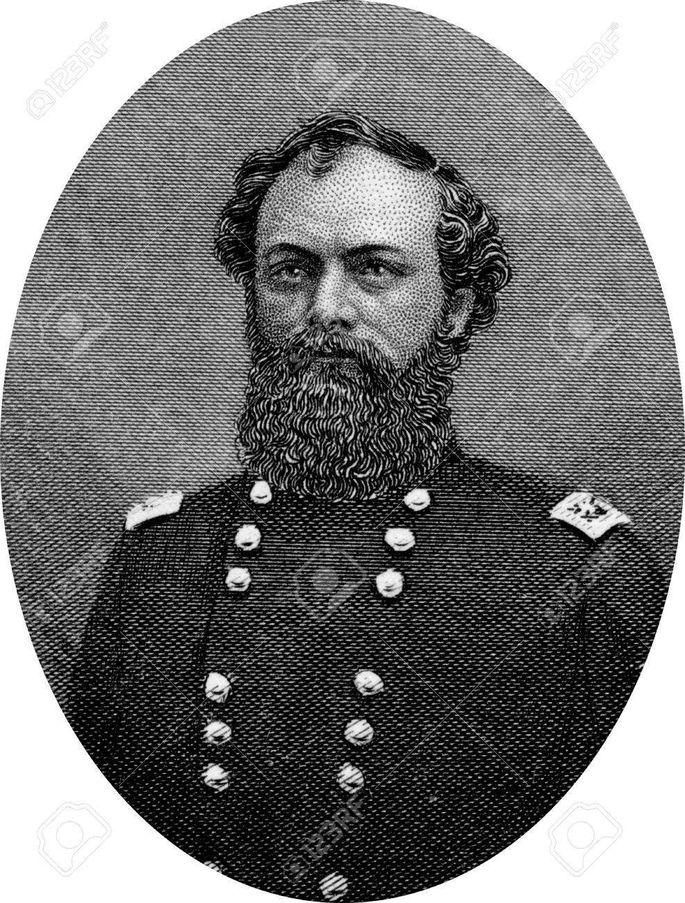 連合少将 Quincy Adams Gillmore...