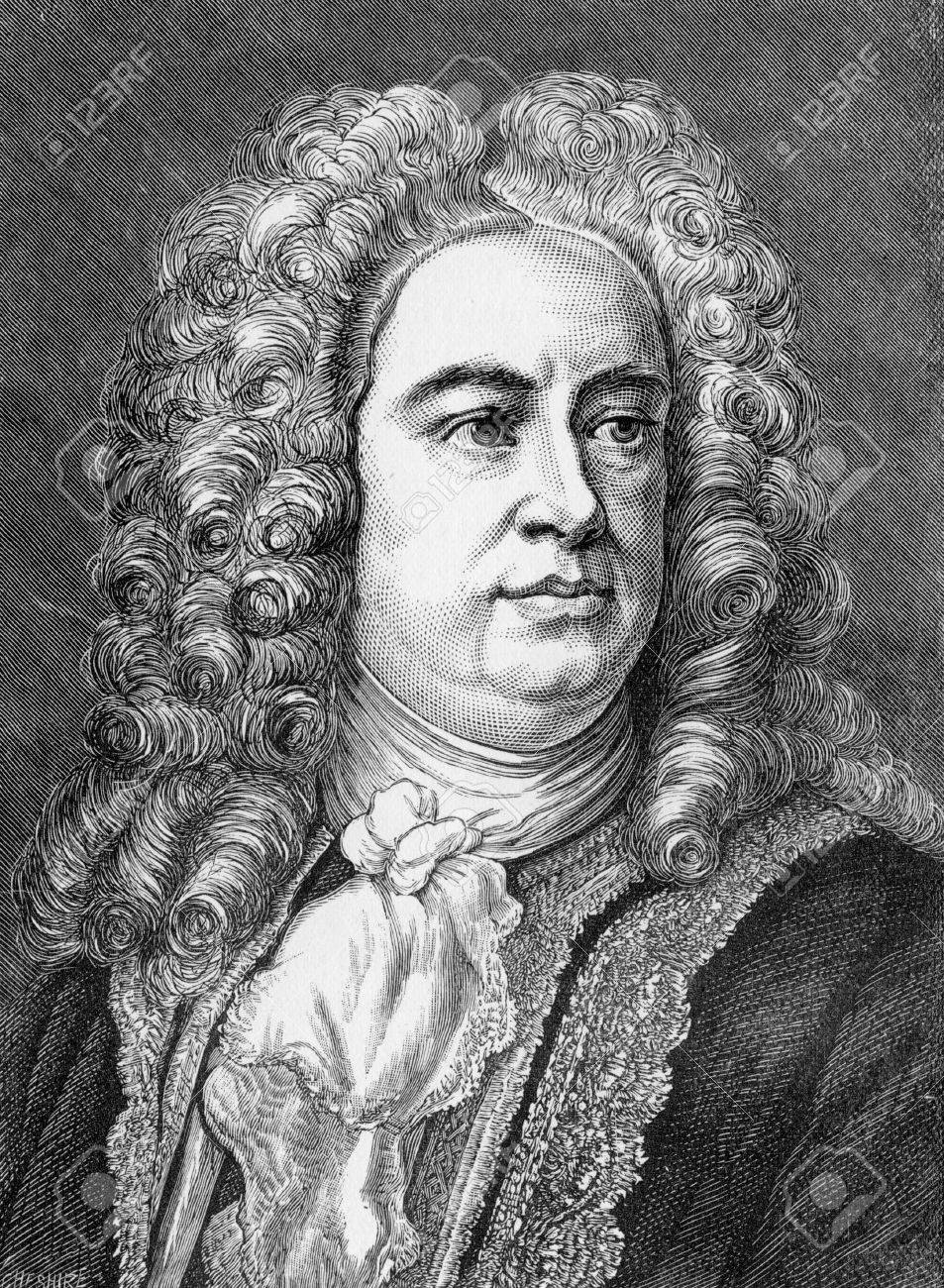 George Frideric Handel (German: Georg Friedrich Händel; 1685 - 1759) was a
