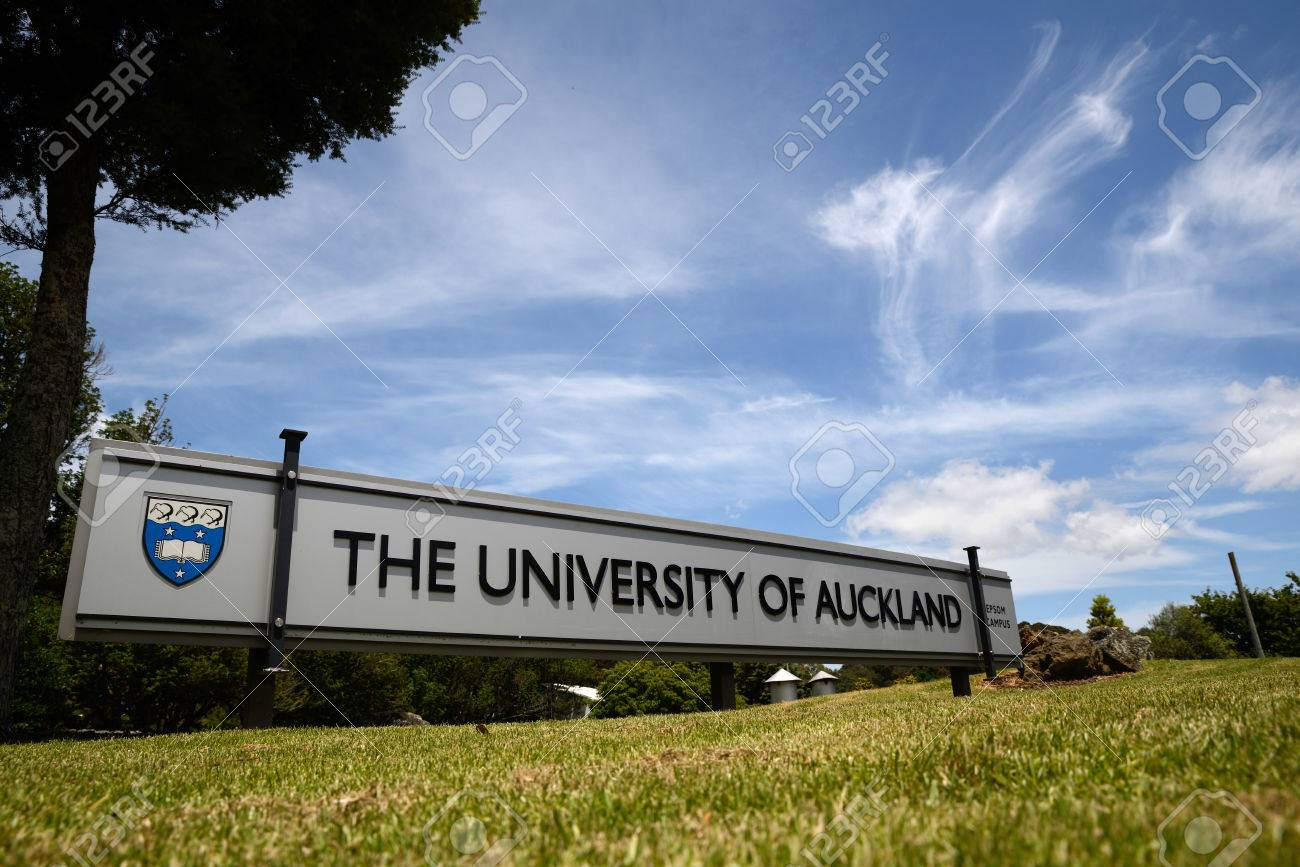 University Of Auckland Campus