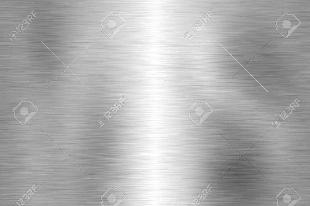 brushed metal structure closeup linear - 50333701