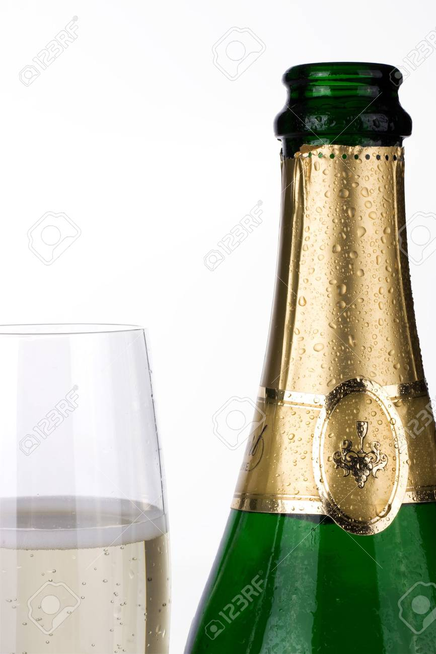Champagne Stock Photo - 4120679