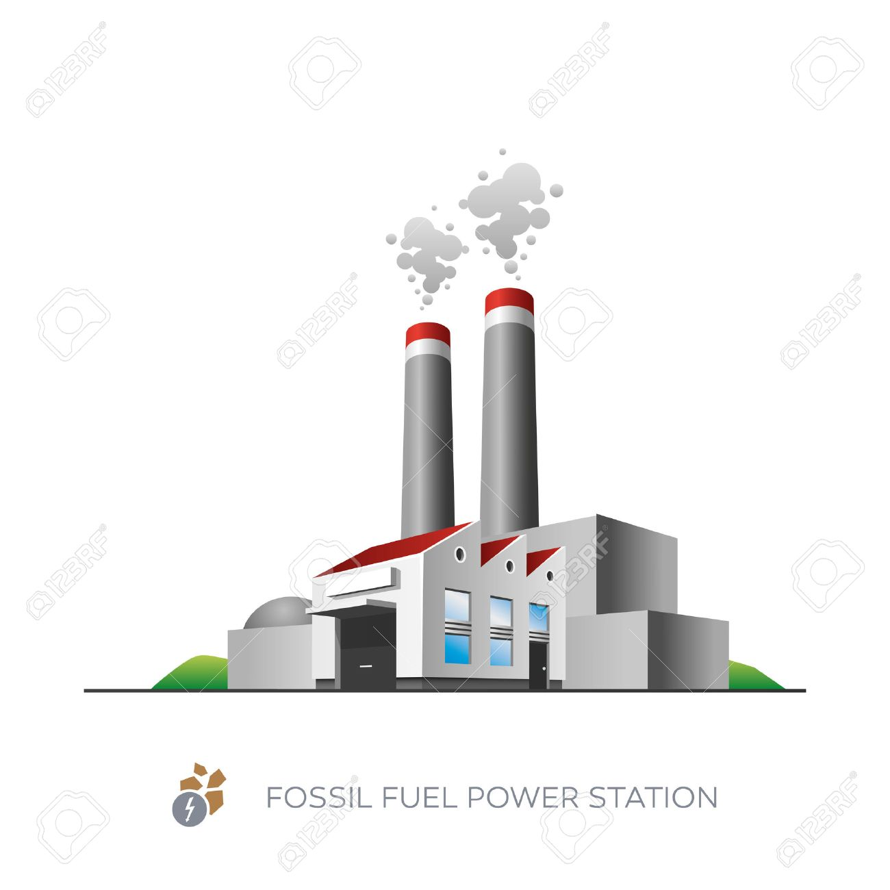 The Real Cartoon Power Plant Cartoon Images