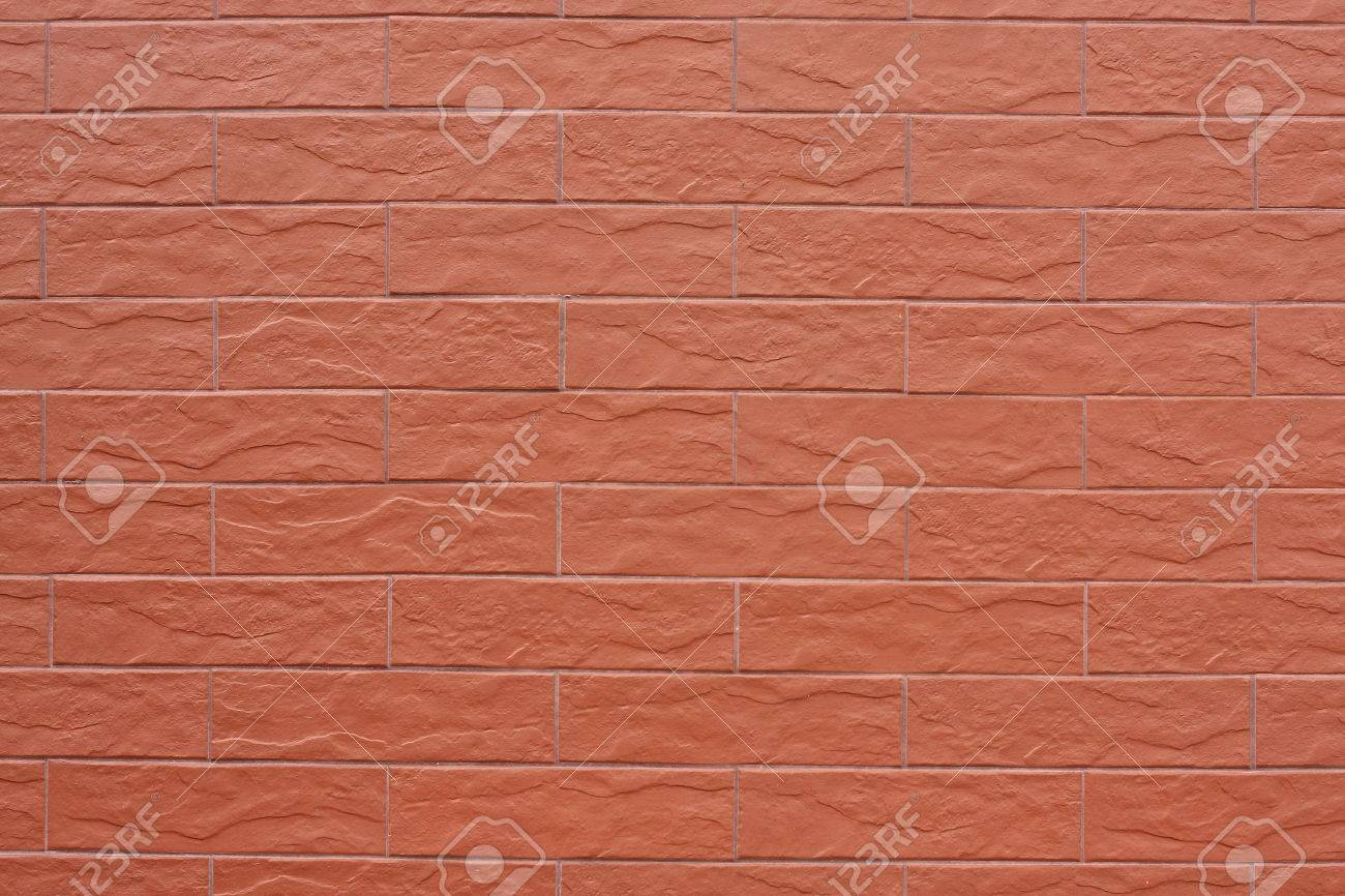 Wall cladding of ceramic tiles as a red brown background stock wall cladding of ceramic tiles as a red brown background stock photo 28508128 dailygadgetfo Image collections