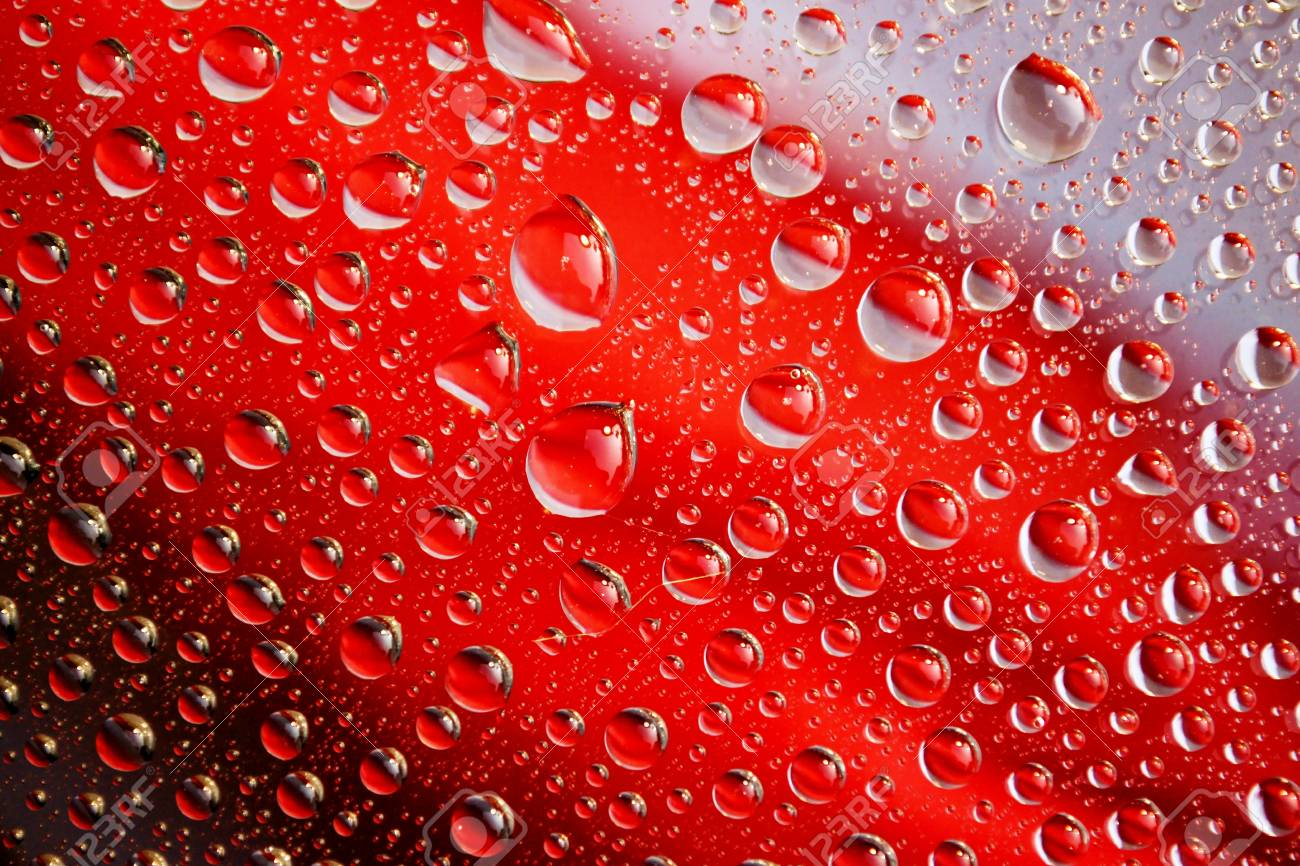 water drops background - 19243257