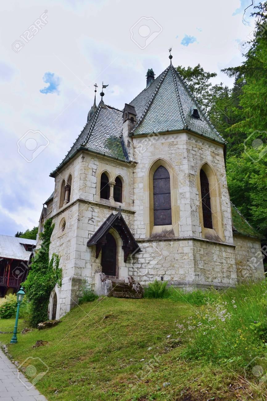 Parish church of the Holy Family, Semmering - 61891345