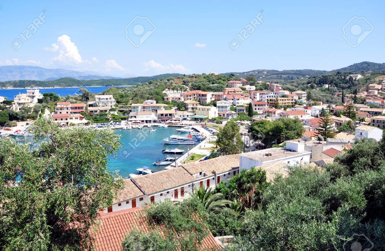 Town Kassiopi, Corfu Island, Greece - 21212169