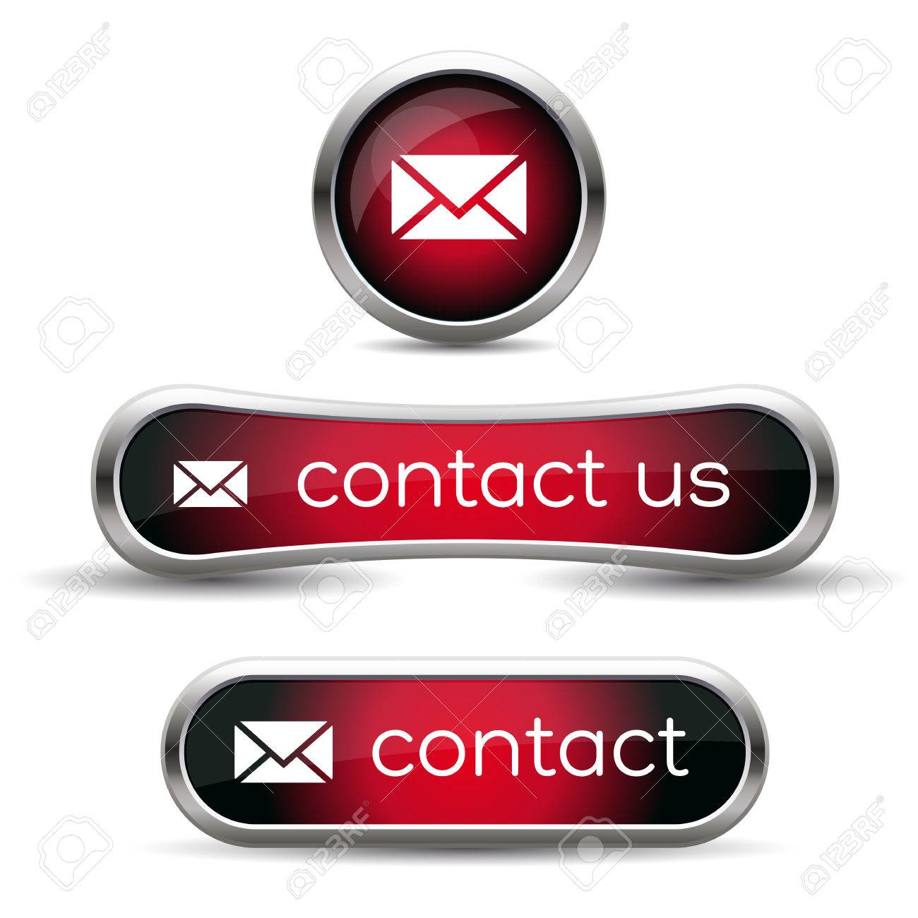 Contact us icon - 37289420