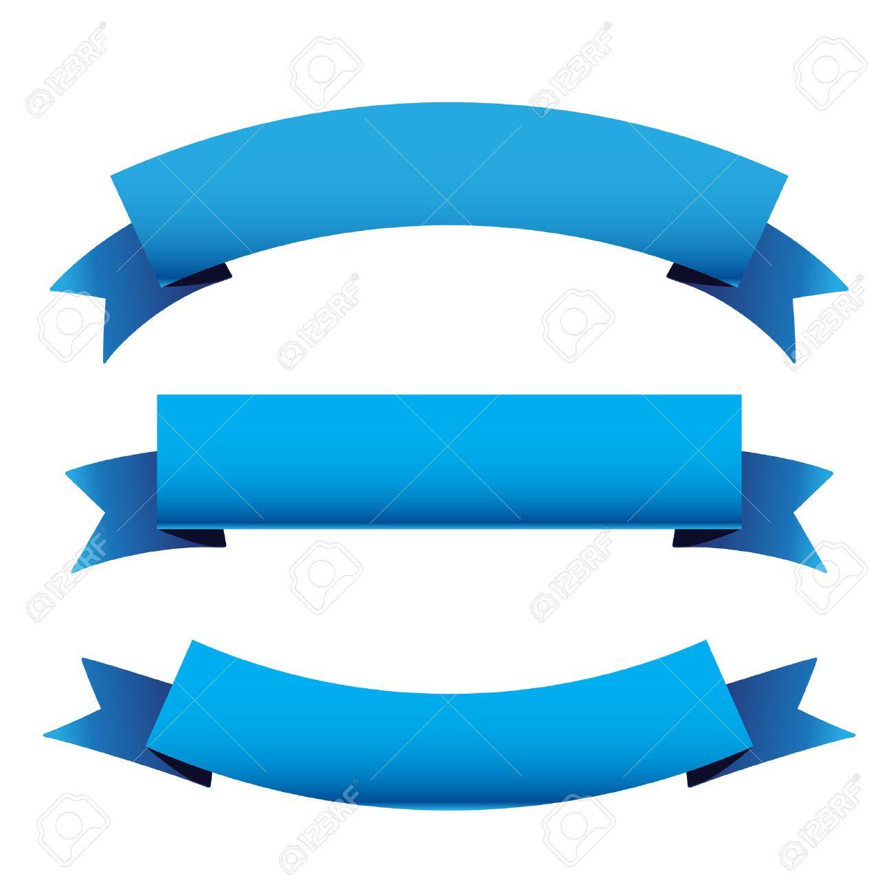 blue ribbon set royalty free cliparts vectors and stock rh 123rf com blue ribbon vector illustrator pabst blue ribbon vector