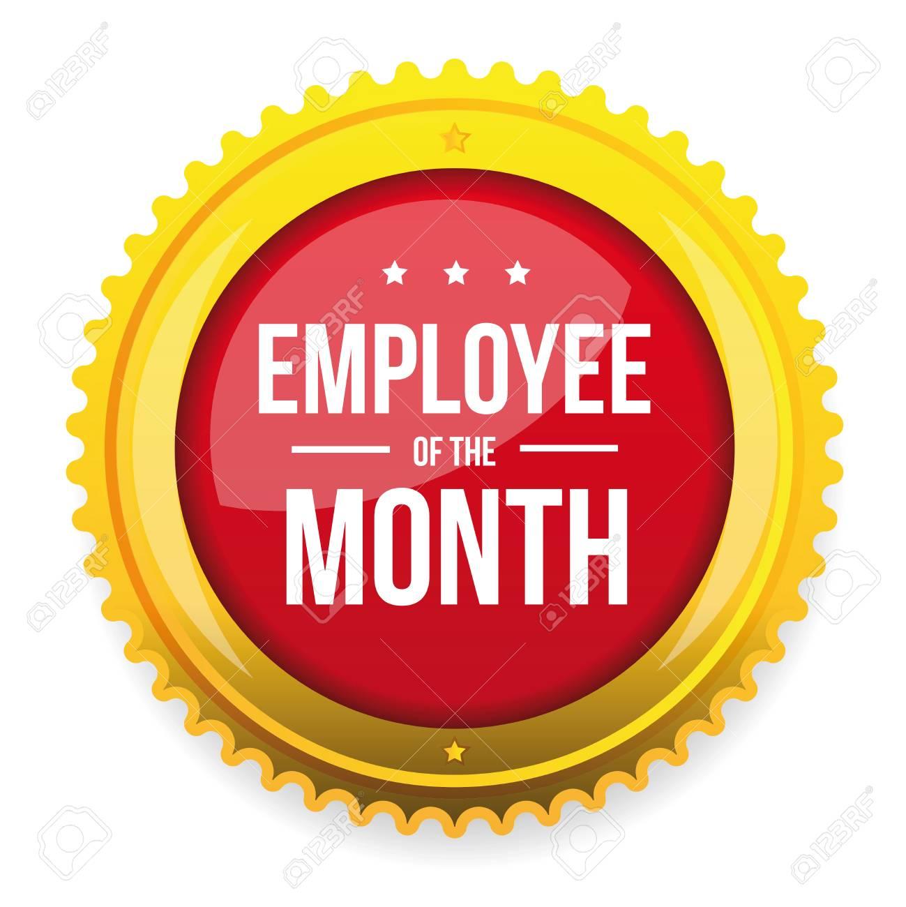 previews123rfcomimagespetrnutilpetrnutil1708 - Employee Of The Month Award
