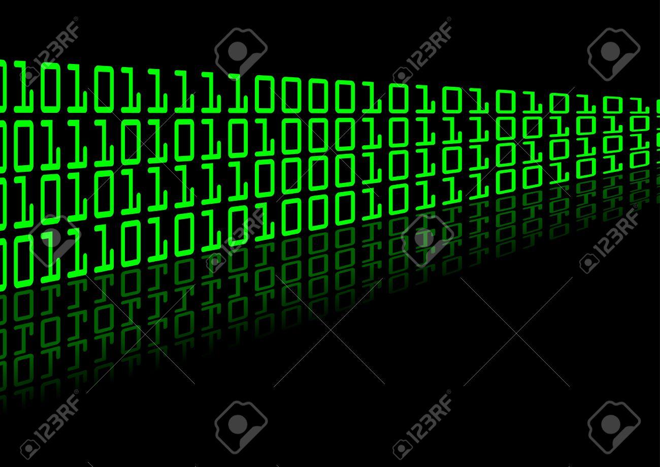 Binaries Stock Vector - 2167245