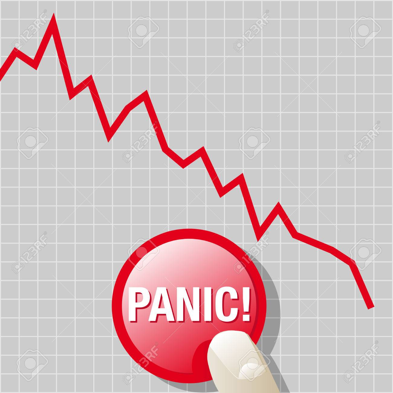5612257-Abstract-vector-illustration-of-a-downward-graph-with-a-finger-on-a-panic-button-Stock-Vector.jpg