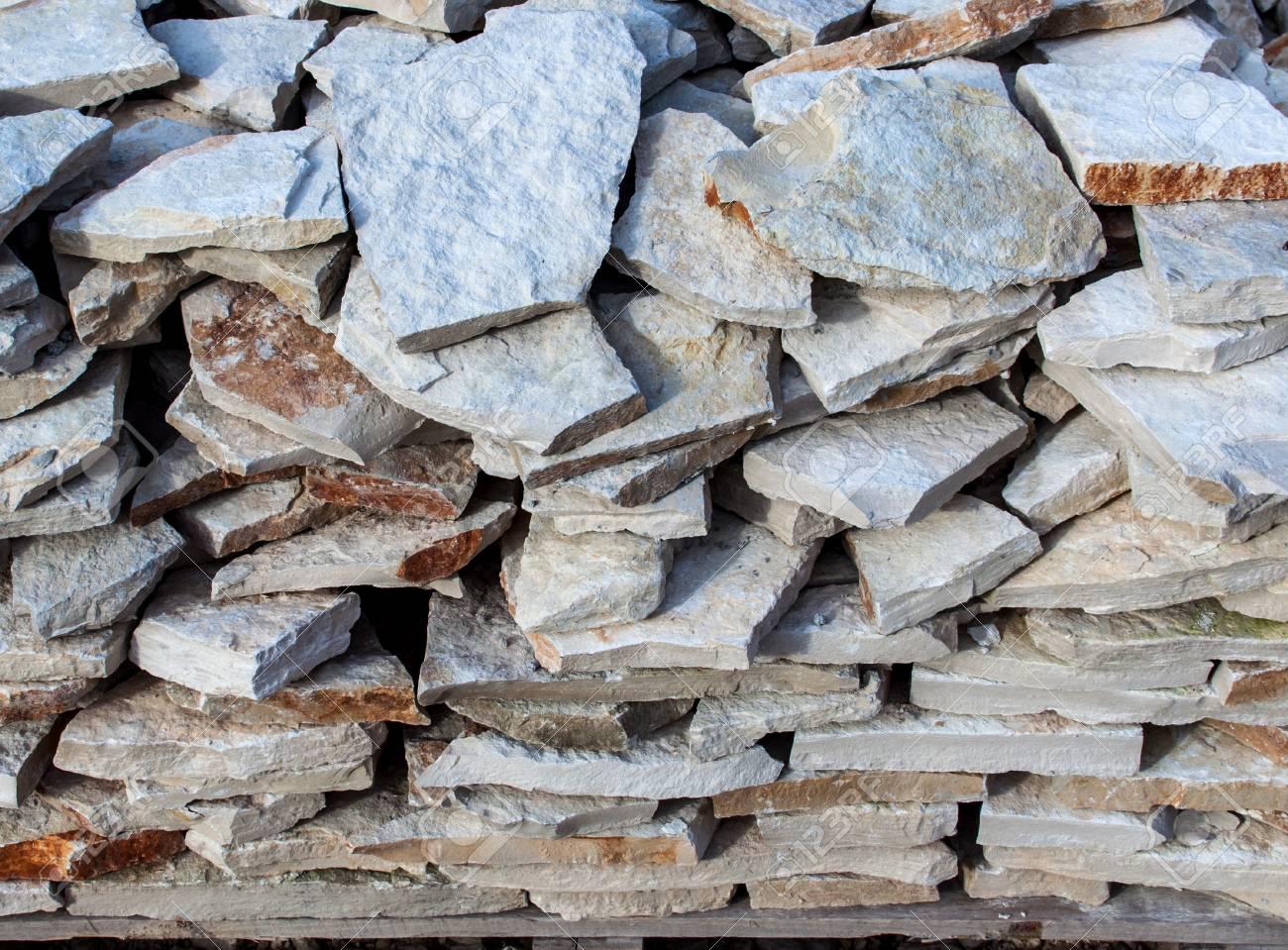 Obra De Construccion Piedra Para Revestimiento De Paredes Fotos - Piedra-para-revestir-paredes