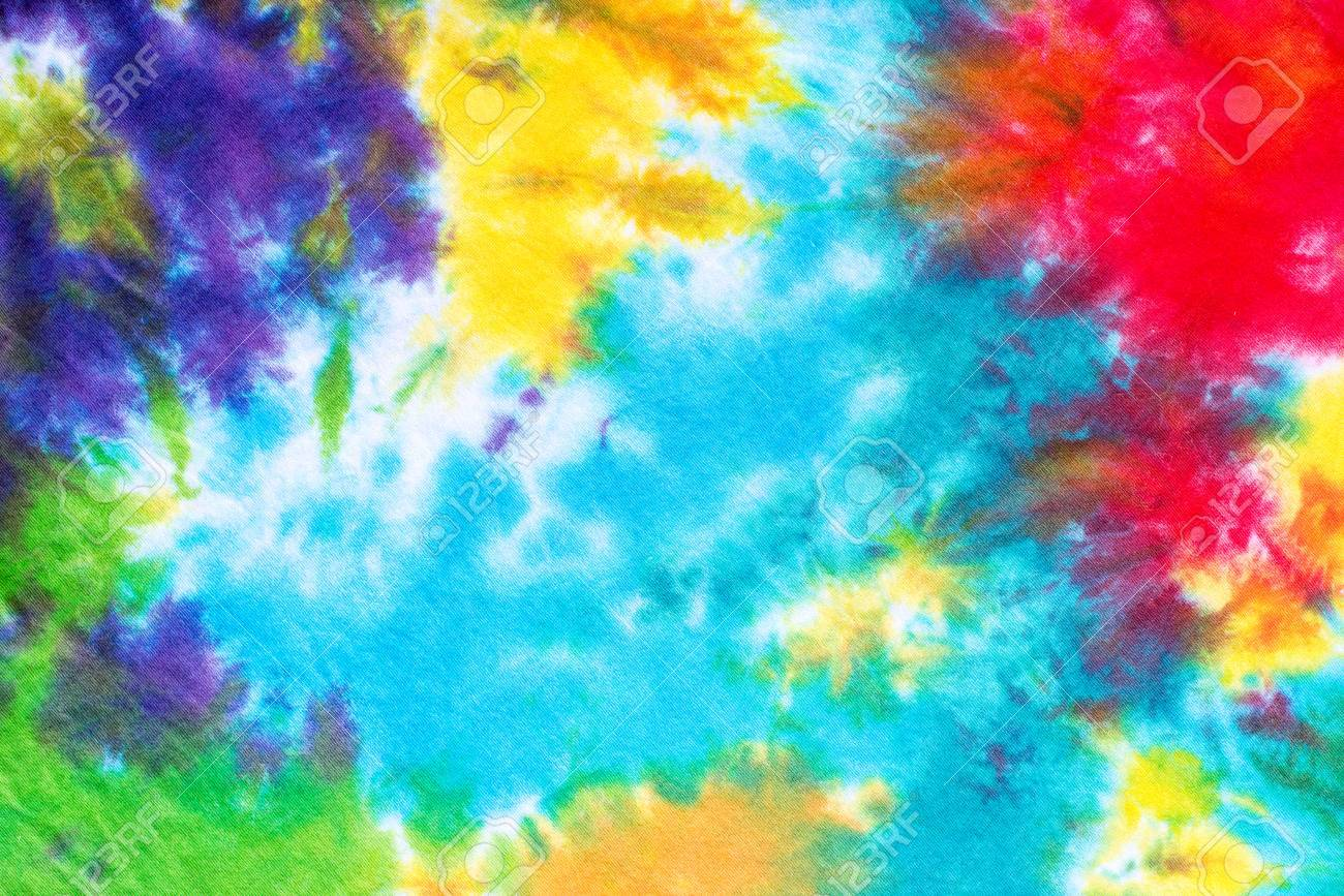 Tie Dye Pattern Background Stock Photo Picture And Royalty Free Image Image 65688635