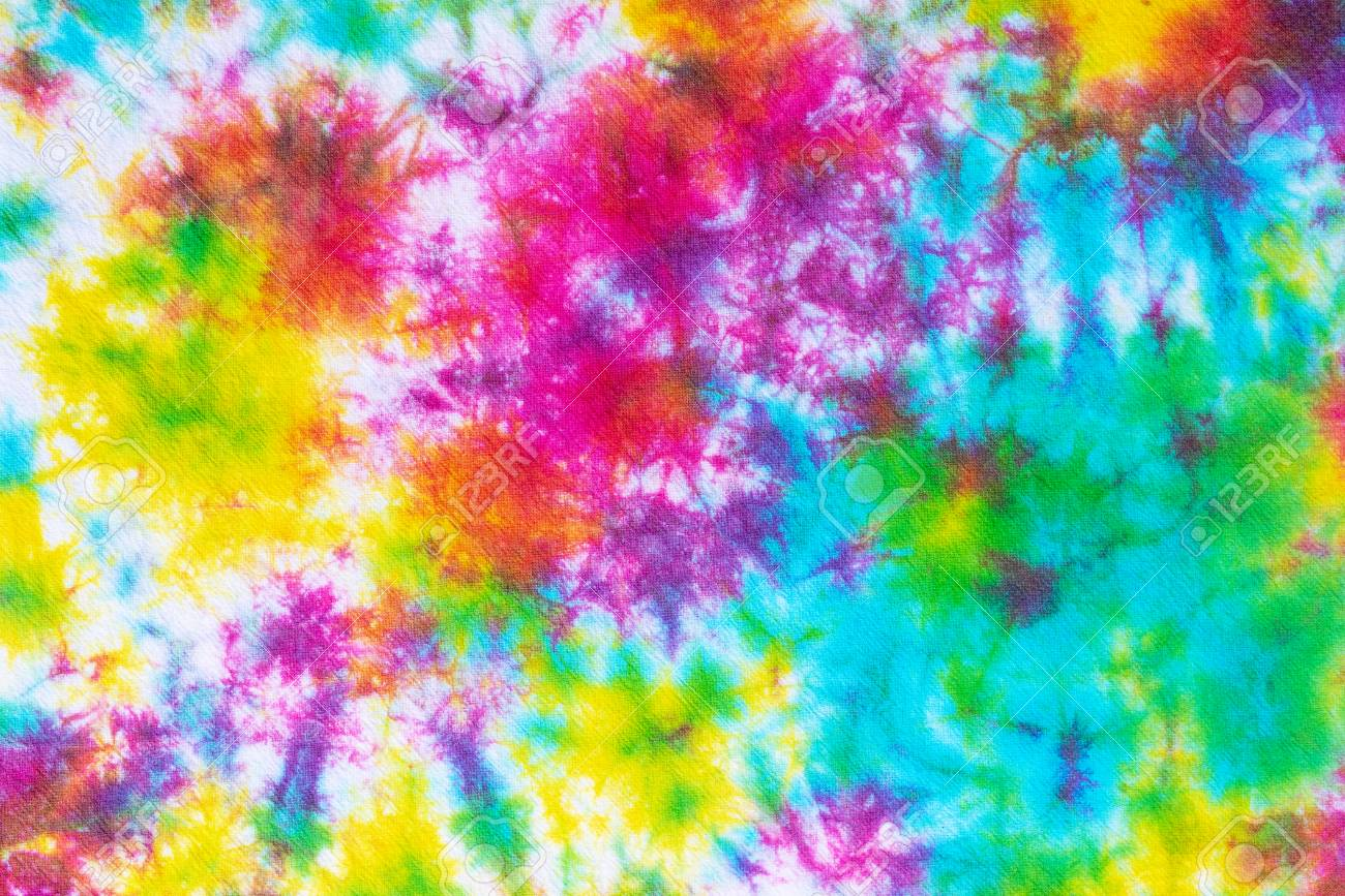 Colorful Tie Dye Pattern Abstract Background Stock Photo Picture And Royalty Free Image Image 108955342