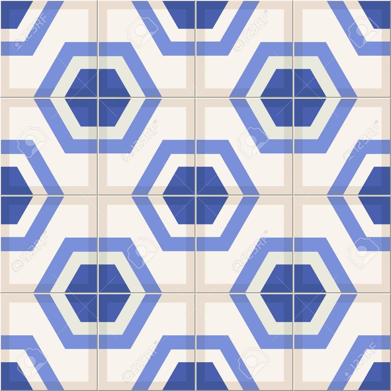 カラフルなモロッコのタイル 装飾品から豪華なシームレス パターン Web ページの背景テクスチャ パターンの塗りつぶしの壁紙に使用できます のイラスト素材 ベクタ Image