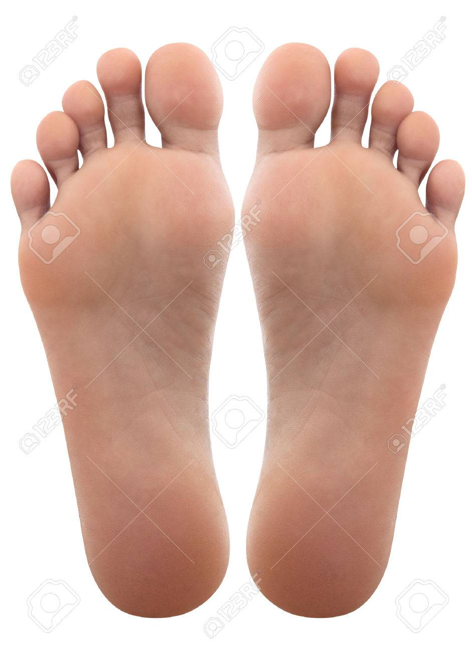 close up of female feet stock photo, picture and royalty free image