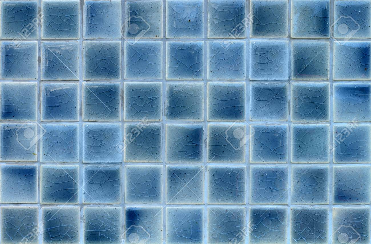 Tiles textures: coloured mosaic