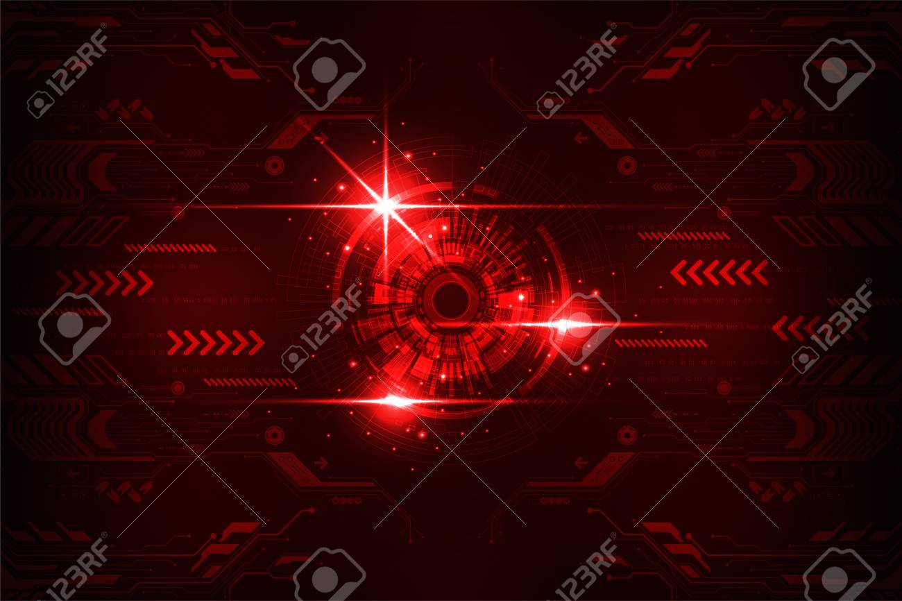 Vector background in the concept of technology. - 113155649